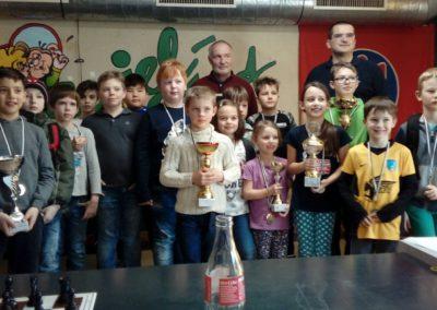 Obersteirische Jugendeinzelmeisterschaft U16 am 21. 1. 2018