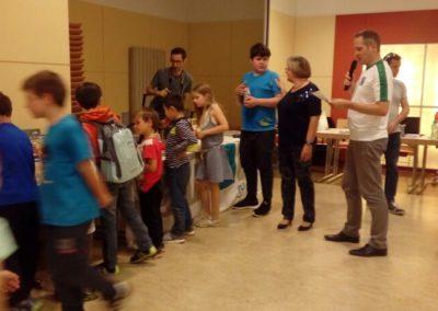 Steirische Jugendschachrallye in Graz, 24. 6. 2018