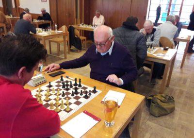 Steir. Seniorenmeisterschaft vom 2. 10. – 27. 11. 2018, 9 Runden