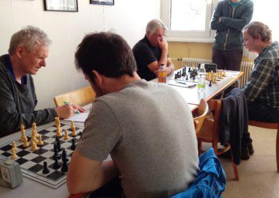 1. Klasse Mur- und Mürztal, 4.+5. Runde am 26. 1.+9. 2. 2019