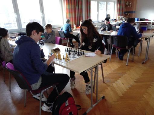 Obersteirische Jugendeinzelmeisterschaften U16 am 13. 1. 2019